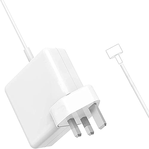 Ywcking Power Adapter Compatible with Mac Book Pro Charger 60W, Replacement MagSSafe 2 T-Tip Mac Charger Compatible With Mac Pro Charger 13' Inch And Mac Book Air Charger 11''&13' Before Mid 2014