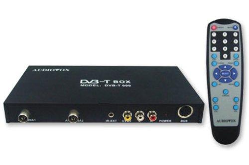 Audiovox DVB-T 999Car DVB-T Tuner nero