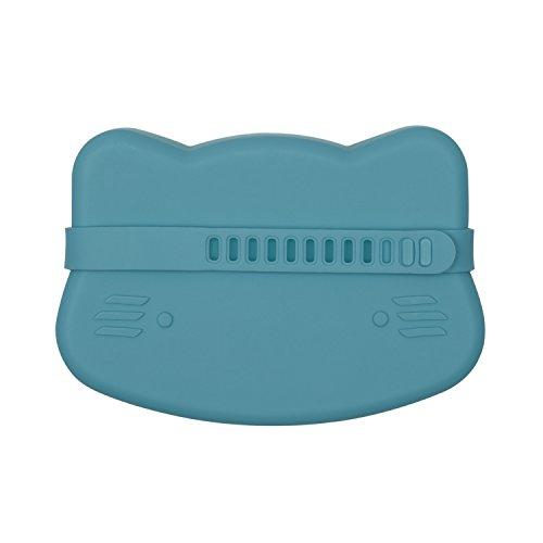 Petite boîte à goûter Chat bleu crépuscule - We might be tiny