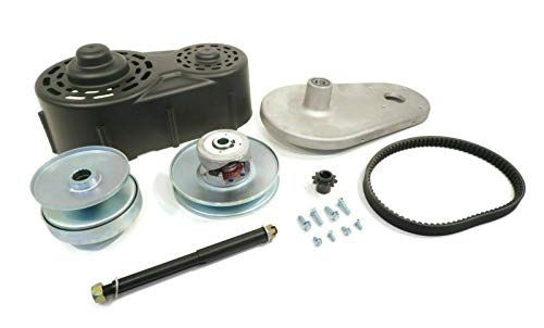The ROP Shop   40 Series Torque Converter Kit for 10HP Engines with 1