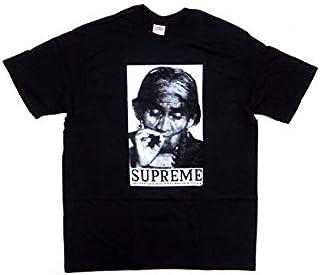 (シュプリーム) Supreme メンズ アギーラTシャツ ブラック AGUILA TEE FW19T26 L [並行輸入品]