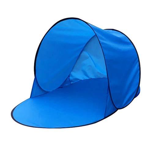 Xeroy Tenda di emergenza, tenda da campeggio semplice, tenda portatile a un solo strato, protezione...