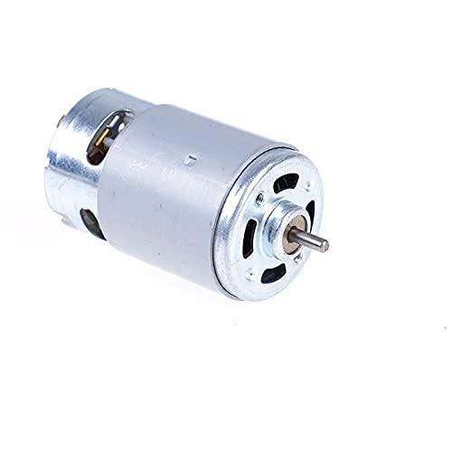 WEI-LUONG Motor Motor eléctrico RS-550 12-14V para Varios Destornilladores inalámbricos de Makita