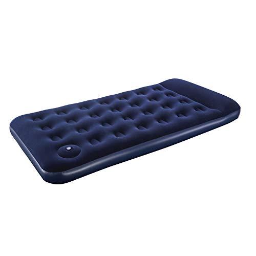 Pavillo Comfort Quest Easy Inflate Twin Size mit Eingebauter Fußpumpe Luftbett, 188 x 99 x 28 cm