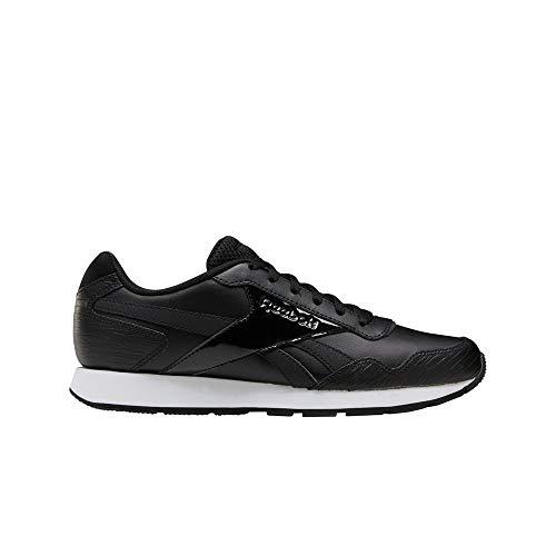 Reebok Herren ROYAL Glide Laufschuhe, schwarz schwarz weiß, 41 EU