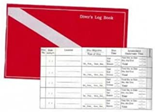 Trident Scuba Diving Log Book