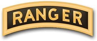 MilitaryDecals23 Ranger Tab Decal Sticker 3.8