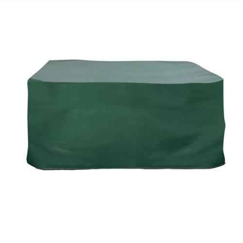 Rayen 6091.10 Gartentischbezug, 200x110x80cm, rechteckig, Polyethylen, Grün