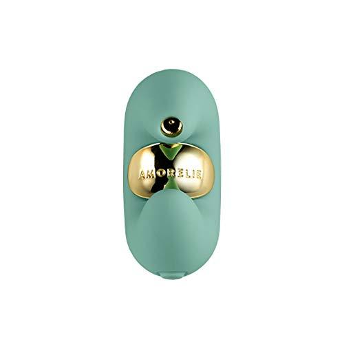 Amorelie Tease - Fingervibrator Für Sie Und Paare, Wasserdicht Akku