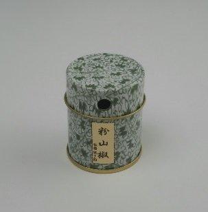 京都限定 祇園 原了郭 粉山椒 1缶(5g)