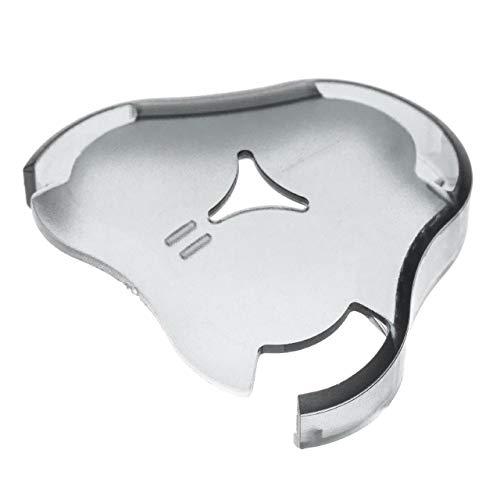 vhbw Tapa protectora compatible con Philips S9041, S9090, S9111, S9521, S9531, S9711 afeitadora - irrompible, robusta, de ajuste perfecto