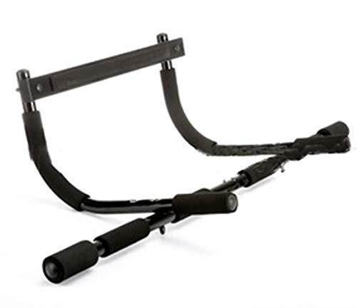 smzzz Health Household Upper Body Workout Bar Body Up Bar Wall Mounted Pull Up Bar Door Gym Frame Upper Body Indoor Sports Fitness Equipment Exercise