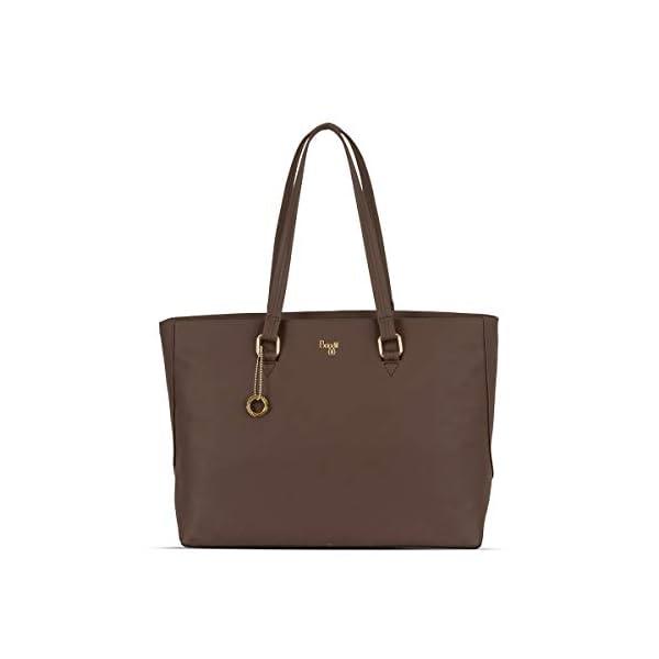 Baggit Spring-Summer 2021 Faux Leather Women's Tote Handbag
