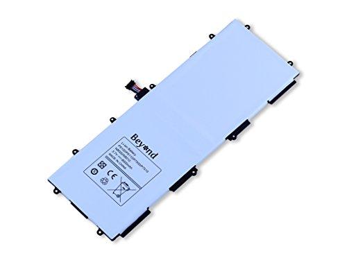 """Reemplazo BEYOND Batería para Samsung GT-P7500 GT-P7510 GT-P5100 GT-P5110 GT-N8000 GT-N8010, Galaxy Tab 2 10.1"""", SP4960C3A. [3.7V 8000mAh, 12 Meses de garantía]"""