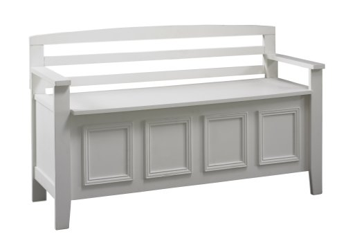 Linon Laredo Storage Bench