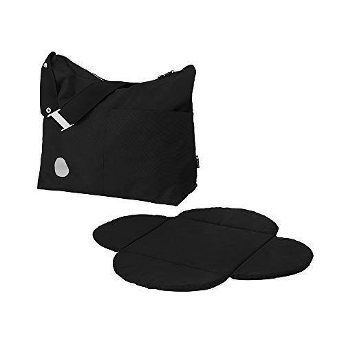 Seed 06157 Change Wickeltasche für alle Seed Kinderwagen, schwarz