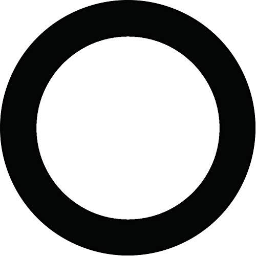 家紋シール 竹中重門 石餅 直径4cm 丸型 白紋 4枚セット KS44M-3272-01W