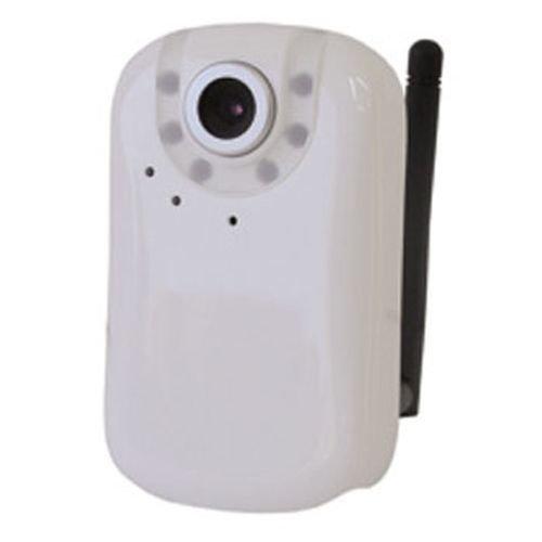 Zavio F312A IP camera WiFi CMOS 1/4 Progressive resolutie 640 x 480 6 witte LED's software 16 camera's