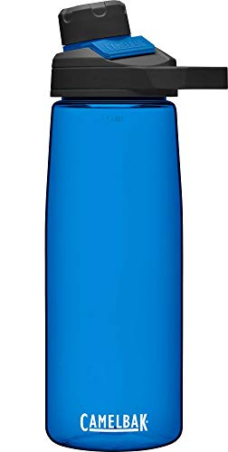 CAMELBAK Unisex– Erwachsene Trinkflasche Chute, Blau, 750 ml
