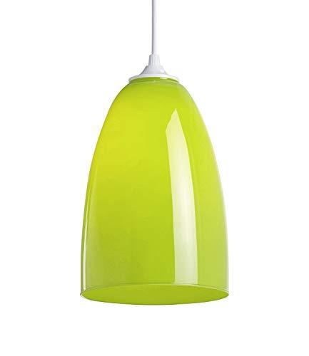 Lussiol 259110 Suspensions d'éclairage intérieur, Vert