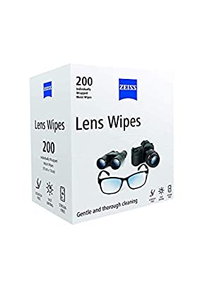 ZEISS Lens Wipes - Pack of 200 from CBGPF