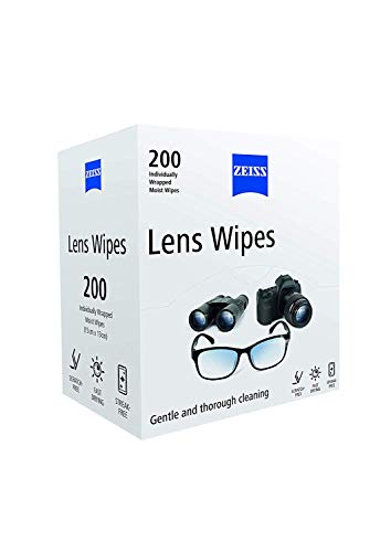 ZEISS Lens Wipes - by Zeiss