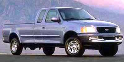 97 f350 crew cab long bed length