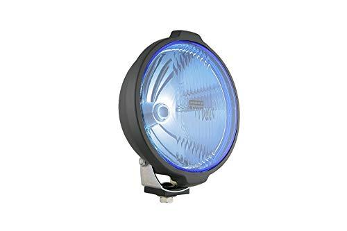 Zusatzscheinwerfer mit Standlicht mit blauer Streuscheibe 183mm