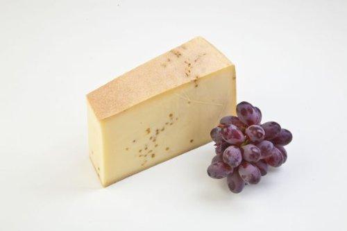 Tiroler Bauernstandl - 400 g Käse - Bio Bocksberger, Hartkäse aus silofreier Heumilch mit Bockshornklee