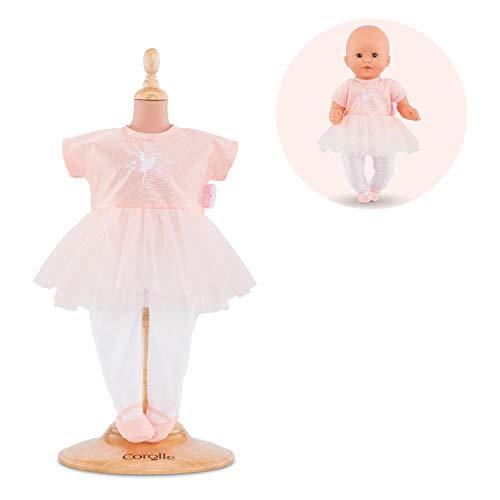 Corolle 9000110270 Mon Petit Poupon 30cm Ballettoutfit, 0