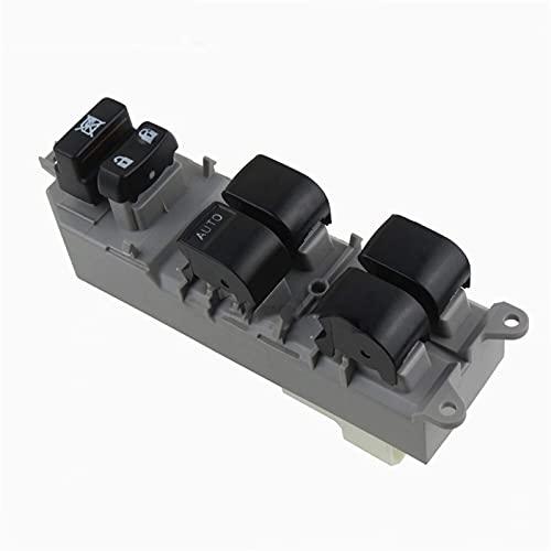 Controlador de Interruptor de Ventana 84820-12520 8482012520 Apto para Toyota Corolla 2006-2016 RAV4 2005-2012 Urban Cruiser 2009-2014 Interruptor de Ventana eléctrica