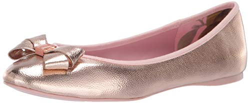 Top 10 best selling list for ted baker flats rose gold shoe for women