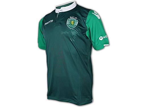 Macron Sporting Lisboa 3rd Camiseta 14/15 Sporting Club de Portugal, talla: S