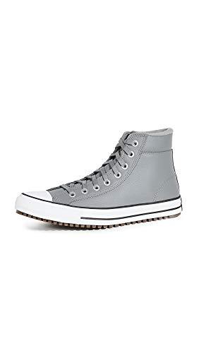 Converse Unisex-Adult Chuck Taylor All Star Lugged Walking Shoe, Black/White/Black, 40 EU