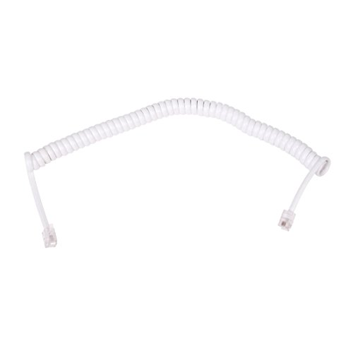 Bayda Bayda(R) - Cable alargador (1,5 m), color blanco