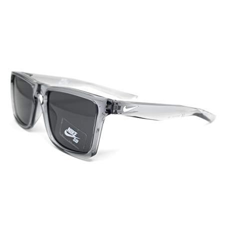 Nike Verge EV1059 Injected Sonnenbrille Wolf White/Dark Grey Lens Unisex Erwachsene Mehrfarbig, Standard