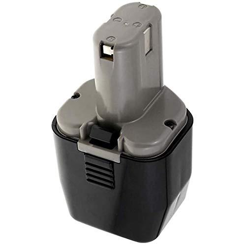 Accu voor Hitachi Haakse boormachine DN 12DY 3000mAh NiMH, 12V, NiMH