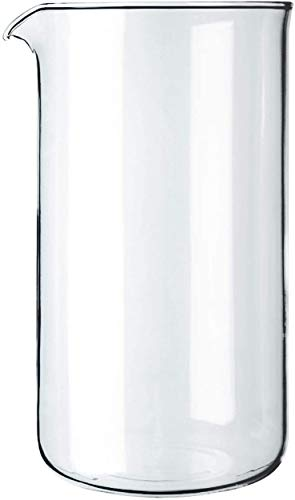 VIENESSO French Press Ersatzglas (0,8 Liter / 800 ml)