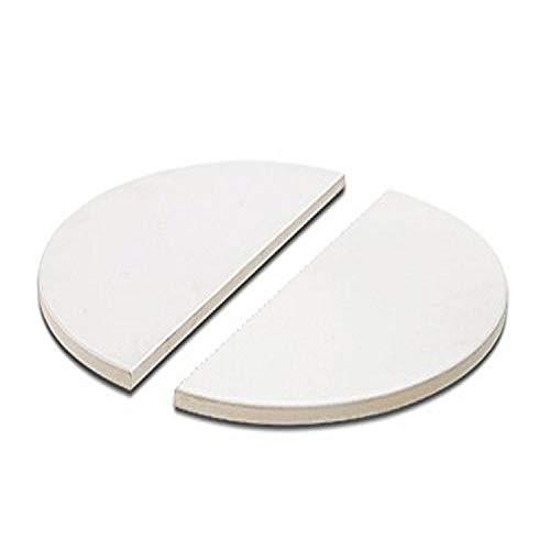 Kamado Joe KJ-HDP Classic Joe Heat Deflector Plates, 1, Tan