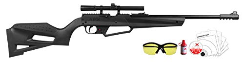 Umarex NXG APX Multi-Pump Pneumatic Youth .177 Caliber Pellet or BB Gun Air Rifle - Includes 4x15mm Scope, Combo Kit (with...