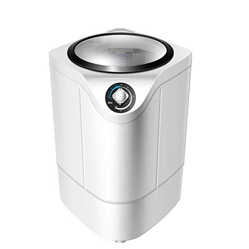 Waschmaschinen Mini Waschmaschine tragbare Waschmaschine Toplader halbautomatische Waschmaschine mit Waschkapazität Entwässerungskorb