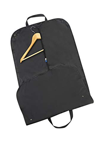 Samsonite Global Travel Accessories Porta abiti 112 centimeters 1 Nero (Black)