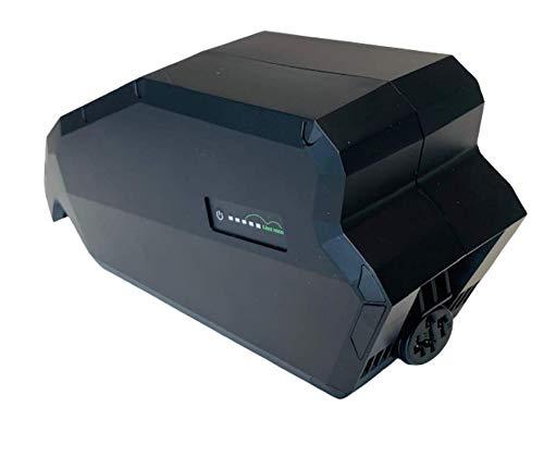 WSB Battery 36V 17,1Ah 624Wh E-Bike Akku Power Pack kompatibel Bosch Active und Bosch Performance Line Rahmen/Unterrohr AKKUman Set