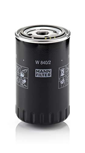 Original MANN-FILTER W 840/2 - Schmierölwechselfilter - Für PKW