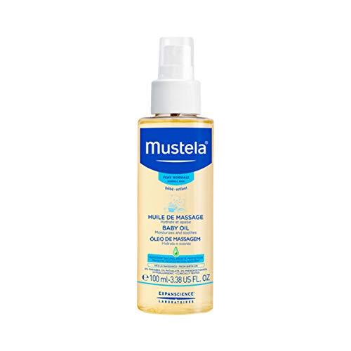 Mustela Huile pour massage–100ml