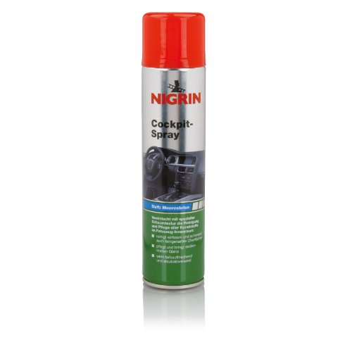 NIGRIN 74158 Cockpit-Spray Meeresbrise 400 ml