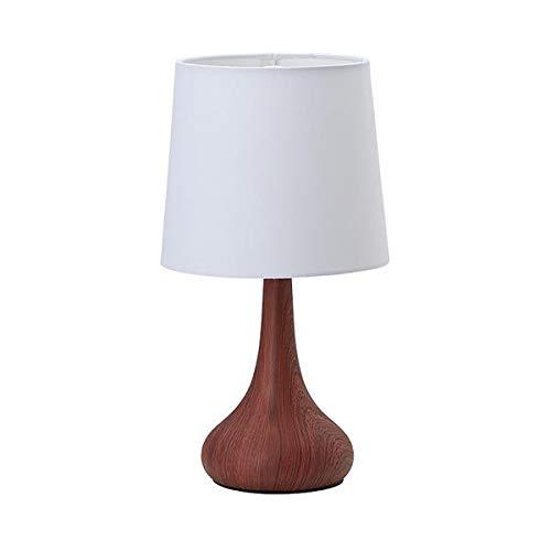 LEDタッチセンサーテーブルランプ 3段調光付 ブラウン 20918