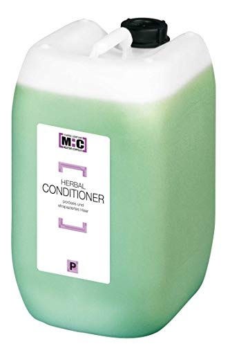 «M:C Conditioner Herbal P» - 10 l - Après-shampooing aux herbes