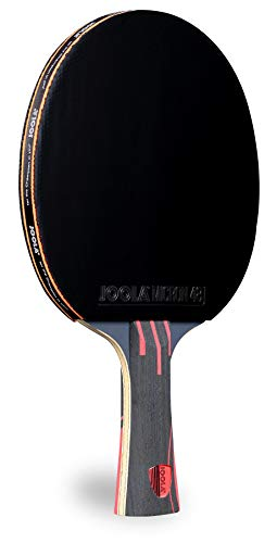 New JOOLA Infinity Overdrive - Professional Performance Ping Pong Paddle with Carbon Kevlar Technolo...