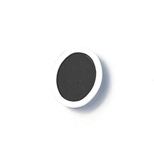 PRANG Refill Pans for Oval Watercolor Paint Set, 12 Pans per Box, Black (00808)